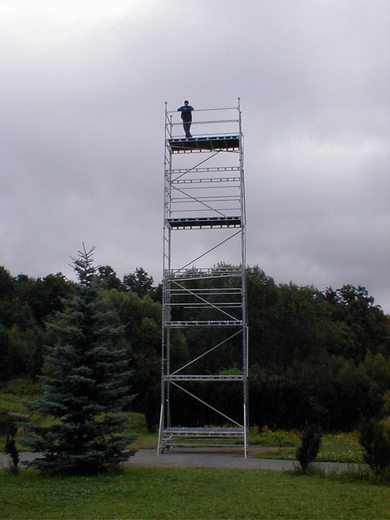 UNI Mobile scaffolding